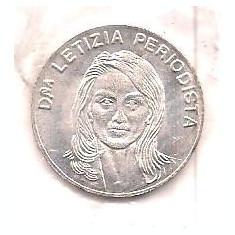 No(5) -SPANIA-Letizia Periodista ff RAR, Europa, An: 2004