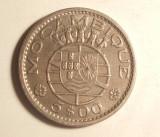MOZAMBIC 5 ESCUDOS 1971