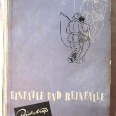 EINFALLE UND REINFALLE, Vol. 3, Herluf Bidstrup, 1957. Benzi desenate, Alta editura