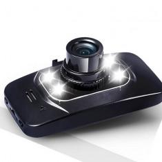 Camera Video Trafic Dvr Auto Masina Full HD 1080p Profesionala - Camera video auto, 32GB, Foto: 1, Display: 1, G Sensor: 1