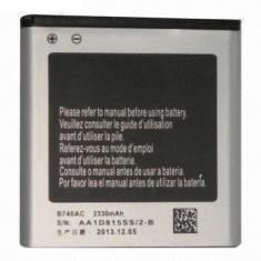 Acumulator Samsung Galaxy S4 Zoom cod B740AE  2330 mAh orginal nou, Alt model telefon Samsung, Li-ion