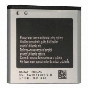Acumulator Samsung Galaxy S4 Zoom cod B740AE  2330 mAh orginal nou foto