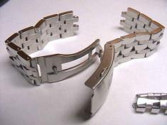 Bratara metalica pentru ceas Tissot PRC200 foto