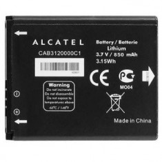 Acumulator Alcatel CAB3120000C1 (TliB40B) Orig Swap, Li-ion