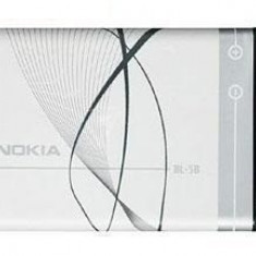 Acumulator Nokia 6124 Classic cod BL-5B folosit original, Li-ion