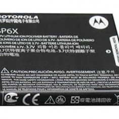 Acumulator Motorola BP6X Milestone Original, Li-ion