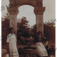 42 - Dobrogea, CERNAVODA, Ethnic - old postcard, real PHOTO - unused - 1918, Necirculata, Fotografie