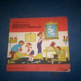 CLAUDIU LAZARESCU - ATELIERUL MICULUI TIMPLAR - Carte educativa