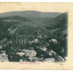 182 - Litho, Caras-Severin, ORAVITA - old postcard - used - 1902 - Carte Postala Banat pana la 1904, Circulata, Printata
