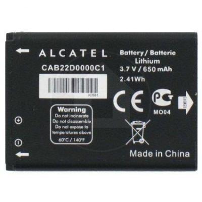 Acumulator Alcatel CAB22D0000C1 Original Swap foto