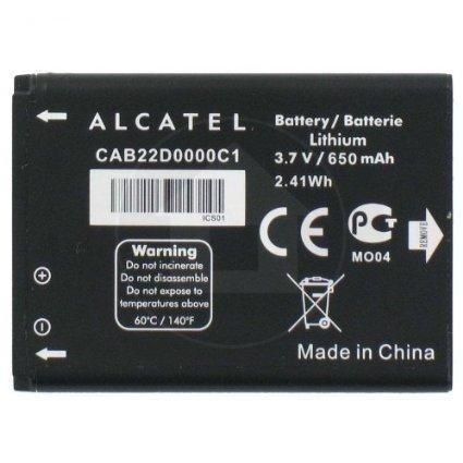 Acumulator Alcatel CAB22D0000C1 Original Swap