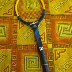Racheta Wilson Gerulaitis Pro - Racheta tenis de camp Wilson, Performanta, Adulti