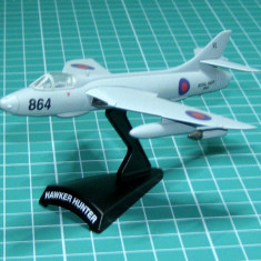 Hawker Hunter scara 1:120(4286) - Macheta Aeromodel, 1:125