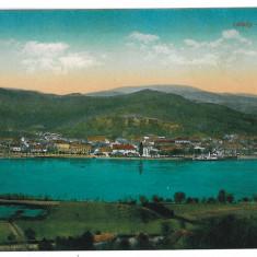96 - ORSOVA - old postcard - unused - 1916 - Carte Postala Oltenia 1904-1918, Necirculata, Printata