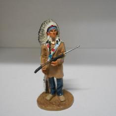 Figurina din plumb Sitting Bull - FAR WEST - scara 1:32