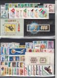 UNGARIA 1962, AN COMPLET, MI 102,8, MNH,LOT 2 ST, Nestampilat
