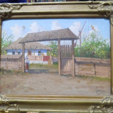 ION DOBOSARIU, POARTA TARANEASCA - Pictor roman