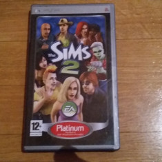 JOC PSP THE SIMS 2 PLATINUM ORIGINAL / STOC REAL / by DARK WADDER - Jocuri PSP Electronic Arts, Simulatoare, 12+, Single player