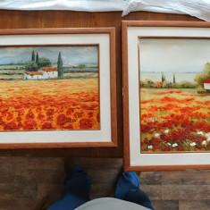 Picturi ulei pe panza - Reproducere