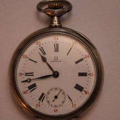 CEAS DE BUZUNAR-SWISS MADE- MARCA OMEGA, - IN FUNCTIUNE. - Ceas de buzunar vechi