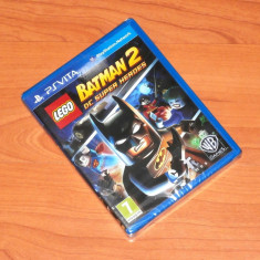 Joc PS Vita - LEGO Batman 2 DC Super Heroes, nou, sigilat - Jocuri PS Vita, Actiune, 3+, Single player