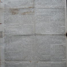 Ziarul Albina , nr. 32 , 1870 , Budapesta , in limba romana , Director V. Babes