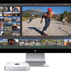 Vand sistem Apple Mac Mini complet - Sisteme desktop cu monitor Apple, Intel Core i5, Mac OS