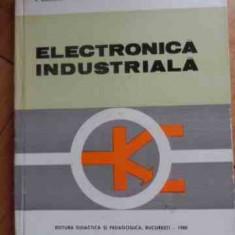 Electronica Industriala - P. Constantin V. Buzuloiu C. Radoi E. Ceanga V. Ne, 529362 - Carti Electrotehnica