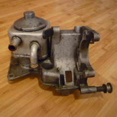 Radiator racitor ulei termoflot si suport fixare prindere Audi A4, A6 si A8 ! - Radiator auto ulei