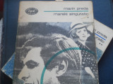 MARELE SINGURATIC  -  MARIN PREDA