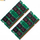 Memorie laptop-RAMI SODIMM DDR2 1GB PC2-5300 667MHz (5300s 555) - Memorie RAM laptop