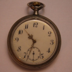 CEAS DE BUZUNAR-SWISS MADE- MARCA OMEGA- IN FUNCTIUNE. - Ceas de buzunar vechi