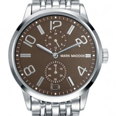 Ceas Mark Maddox barbatesc cod HM3002-45 - pret 299 lei; NOU; ORIGINAL - Ceas barbatesc Mark Maddox, Casual, Quartz, Analog