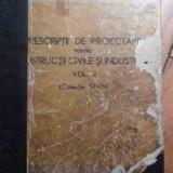 Prescriptii De Proiectare Pentru Constructii Civile Si Indust - Colectiv ,529472