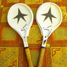 Doua rachete de tenis Kneissl White Star Twin - Racheta tenis de camp, Adulti