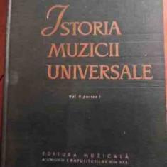 Istoria Muzicii Universale - R.i.gruber ,529146