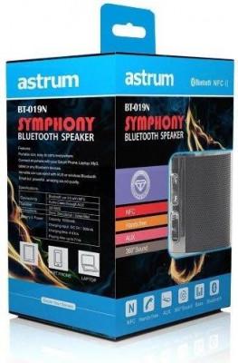 Astrum Bluetooth+NFC Boxa cu Microfon BT-019N foto