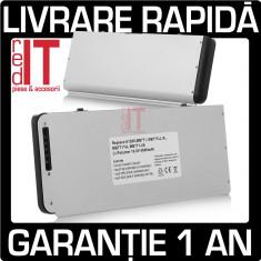 """BATERIE ACUMULATOR APPLE MACBOOK 13"""" A1278 A1280 MB771 ALUMINUM UNIBODY SERIES - Baterie laptop Apple, 6 celule, 4800 mAh"""