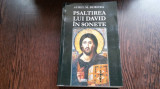 PSALTIREA LUI DAVID IN SONETE - AUREL M.BURICEA