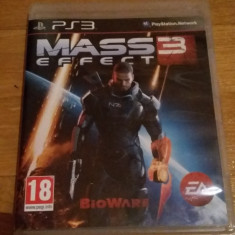 JOC PS3 MASS EFFECT 3 ORIGINAL / by DARK WADDER - Jocuri PS3 Electronic Arts, Actiune, 18+, Single player