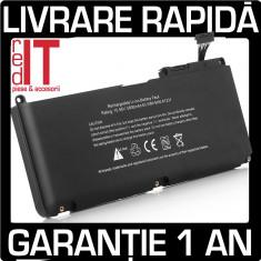 BATERIE ACUMULATOR APPLE MACBOOK A1331 A1342 MC375II/A MB985II/A MC118II - Baterie laptop Apple, 6 celule, 5200 mAh