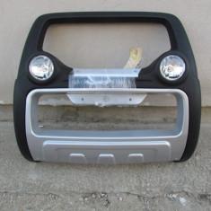 Bullbar inox cu proiectoare compatibil ISUZU D-MAX - Bullbar auto
