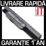BATERIE ACUMULATOR ASUS A43 A53 K43 K53 X43 X44 X54 X84 SERIES - Baterie laptop Asus, 6 celule, 4400 mAh