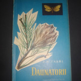 J. H. FABRE - DAUNATORII