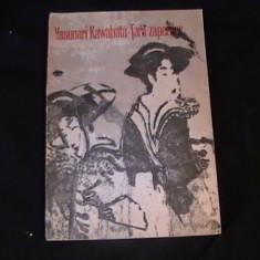 TARA ZAPEZILOR-YASUNARI KAWABATA- - Roman