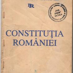 (C6583) CONSTITUTIA ROMANIEI 1991 - Carte Legislatie