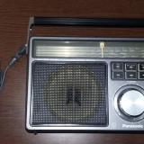 RADIO PANASONIC GX3II , MODEL RF-1403LBS , FUNCTIONEAZA  FOARTE BINE .