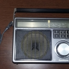 RADIO PANASONIC GX3II, MODEL RF-1403LBS, FUNCTIONEAZA FOARTE BINE . - Aparat radio