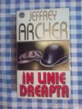 e3 In Linie Dreapta - Jeffrey Arche