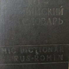 Mic dictionar Rus Roman (8000 cuvinte) -A Sadetki